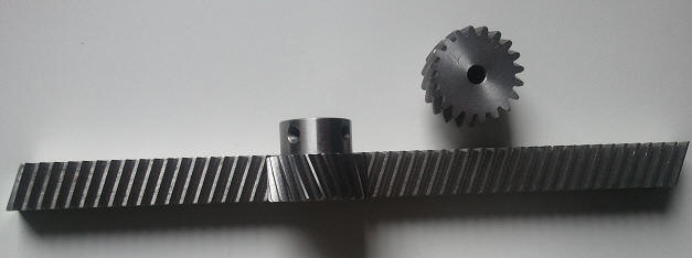 Rack & Pinion CNC
